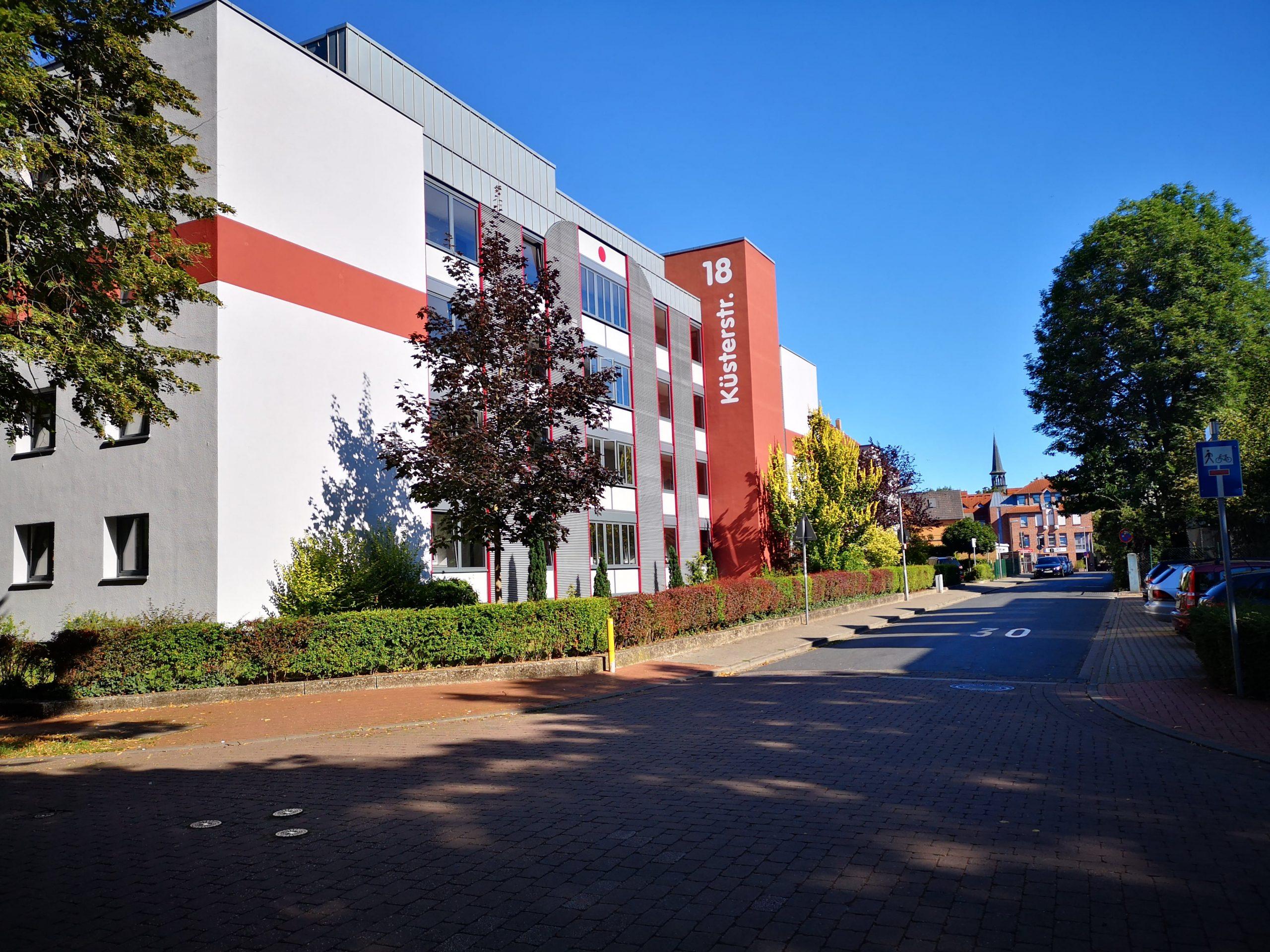 Gemeinschaftsraum - Treffpunkt Kuesterstraße