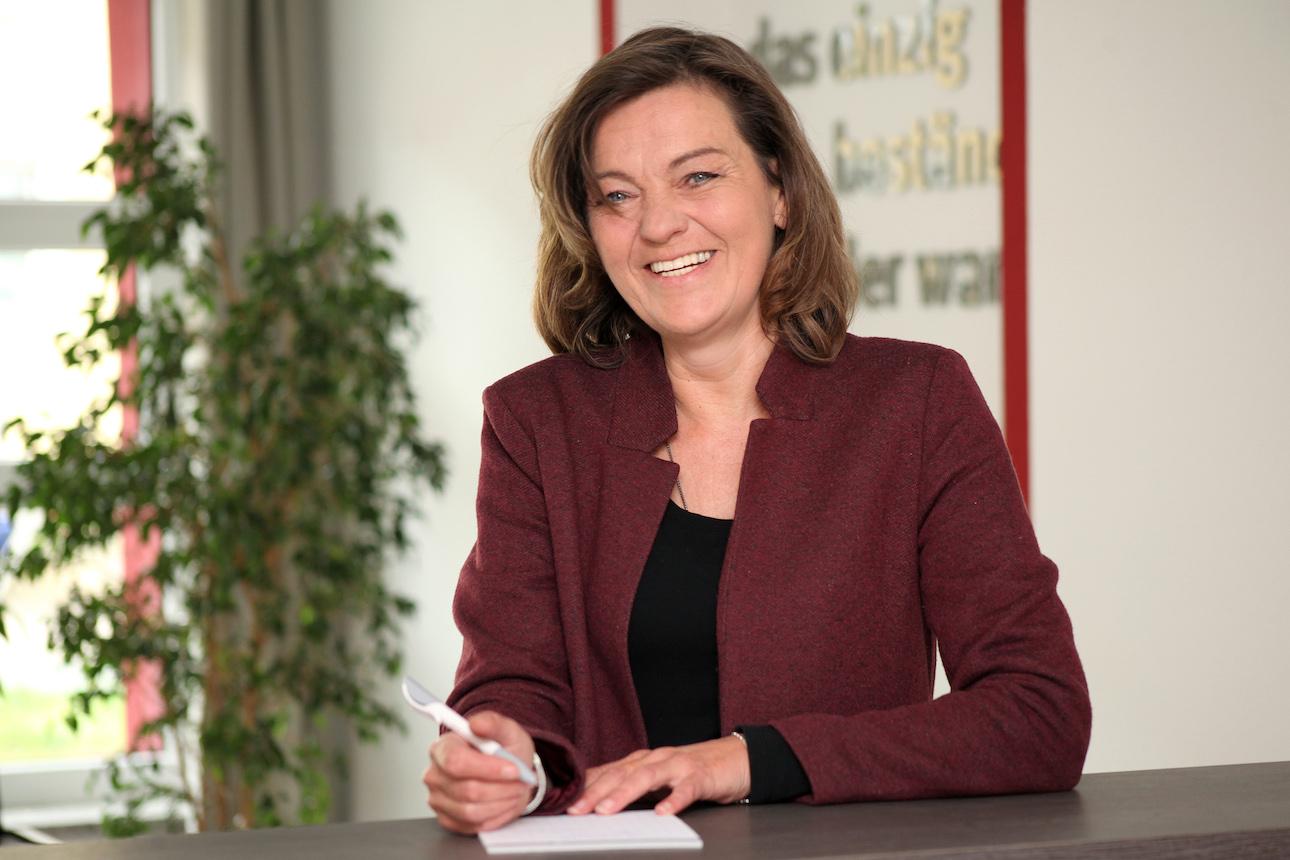 Sicheres Wohnen - Ansprechpartner Frau Wegener